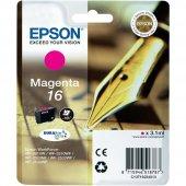 Epson T162340 Wf2010 2520 2540 (16) Magenta Kartuş