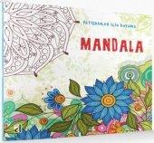 Yetişkinler İçin Boyama Mandala Damla Yayınevi