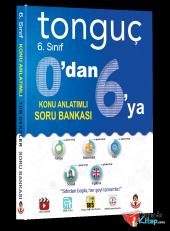 Tonguç 0 Dan 6 Ya Konu Anlatımlı Soru Bankası Tonguç Akademi Yayınları