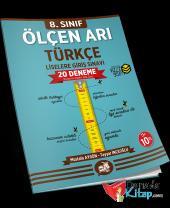 8.sınıf Ölçen Arı Lgs Türkçe 20 Deneme Arı Yayınları