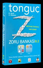 8.sınıf Tonguç 8.2 Zoru Bankası Tüm Dersler Tonguç Akademi