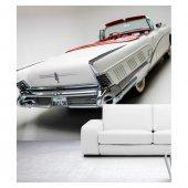Amerikan Klasik Araba 178x126 Cm Duvar Resmi