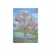 Peach Tree İn Bloom 50x70