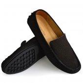 Kny Rok Düz Saraç Model Hakiki Deri Esnek Günlük Erkek Ayakkabı