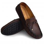 Kny Comford Bağlı Model Hakiki Deri Esnek Günlük Erkek Ayakkabı