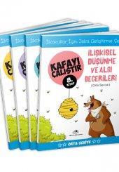 Kafayı Çalıştır Seti (Orta Seviye) Ahmet Bilal Yaprakdal Uğurböceği Yayınları
