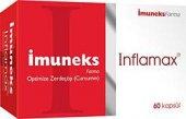 ımuneks Inflamax Optimize Zerdeçöp 60 Kapsül