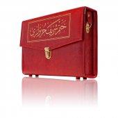 Cami Boy 30 Cüz Kuran I Kerimler (Karton Ciltli, Çantalı, Mühürlü) Hayrat Neşriyat Yayınları