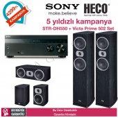 Sony Str Dh550 + Heco Victa Prime 502 5.0 Set