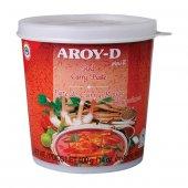 Thai World Kırmızı Köri Ezmesi Red Curry Paste, 400gr