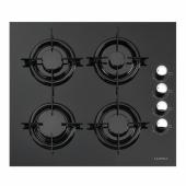 Luxell Lx 40 Tahdf Ankastre Cam Ocak Siyah Lpg+doğalgazlı