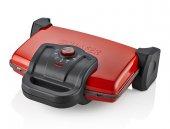 Schafer Nostalgie Tost Makinesi Kırmızı