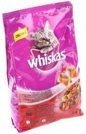 Whiskas Biftekli Ve Havuçlu Yetişkin Kuru Kedi Maması 300 Gr