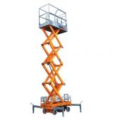 Biglift Rm Mksakl8 Makaslı Akülü Personel Platformu