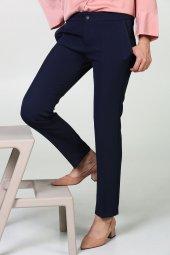 Lacivert Pantolon 5233