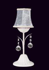 Istanbul Avize Dekoratif Abajur (Gümüş)