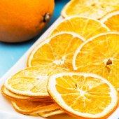 Kurutulmuş Portakal Atıştırmalık Kuru Meyve