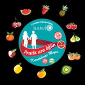Ara Öğün Aç Bitir Paketler Atıştırmalık Kuru Meyve