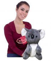 Oyuncak Peluş Koala 30 Cm