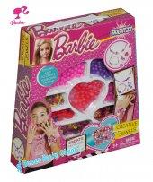 Barbie Kutulu Boncuk Seti Bilekli Takı Ve Tasarım Seti