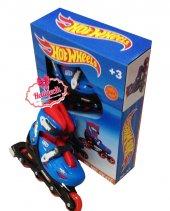 Hot Wheels Ayarlanabilir Çocuk Pateni 30 33 Alıştı...