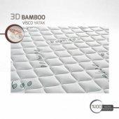 140*190 3d Bamboo Visco Yatak ** Yastık Hediyeli**