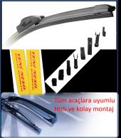 Hyundai Elantra (2000 2006) Inwells Muz Silecek Takımı