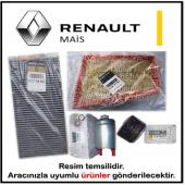 Renault Mais Fluence 1.5 Dci Filtre Bakım Seti 2010 2016