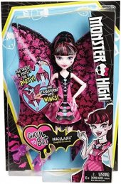 Monster High Acayip Yarasa Drakulara