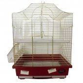 Dayang Muhabbet Kuş Kafesi 29,5 X 22,3 X 38,5 Cm