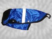 Pet Style Yakalı Ve Reflektörlü Yağmurluk No 8 Mavi