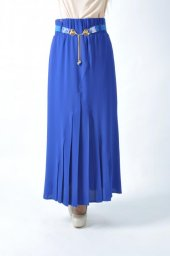 Mavi Renkli Etek 1501
