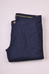 Erkek Kot Pantolon Siyah Pant 671