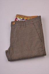 Erkek Kot Pantolon Gri 674 R 2