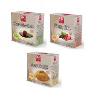 Ege Glutensiz Pirinç Unu, Mısır Nişastası Ve Mısır İrmiği 3lüset