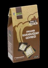 Organik Glutensiz Vegan Karabuğday Gevreği 250 Gr