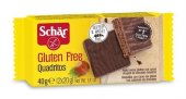Schar Quadritos Çikolata Kaplı Gofret 2x20 Gr