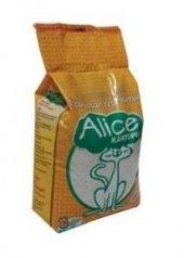 Alice İnce Ve Beyaz Taneli Topaklaşan Kedi Kumu 10 Kg