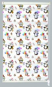 Mrs.pillow Kgz 1044 Desenli Zebra Perde 60x200 Ebadında