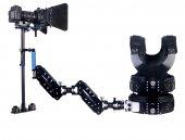 Stabilizer Set, Vest & Arm Iı + Steadicam S 120 + Mattebox M2