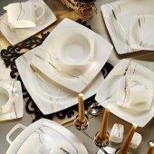 Kütahya Porselen Aliza 83 Parça Yemek Takımı 60101