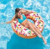 ürün Bilgisi İntex 56262 Çikolatalı Donut Havuz & Deniz Simidi