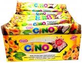 Teras Cino Sütlü Çikolata Kaplamalı Kayısı Parçalı Bar 24 Adet 35 Gram
