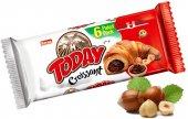 Elvan Today Croissant Today Kruvasan (Çikolata Fındık) 6'lı Ekonomik Paket 270 Gram