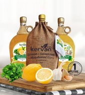 Limon Sarımsak Maydanoz Kürü 1000 Ml