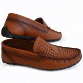 Uzi 301 Fabrikadan Halka Hakiki Deri Rok Günlük Erkek Ayakkabı