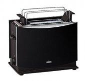 Braun Ht450 Ekmek Kızartma Makinası Siyah