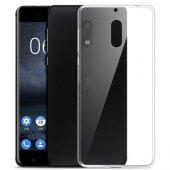 Nokia 5 Kılıf Liquid Silikon Arka Kapak + Ekran Koruyucu Temperli Cam