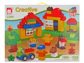Yapı Blokları Dünyası Lego 100 Parça