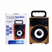 Bluetooth Speaker(Pg 399 Bluetooth Speaker Usb Sd Kart Fm Radyo)